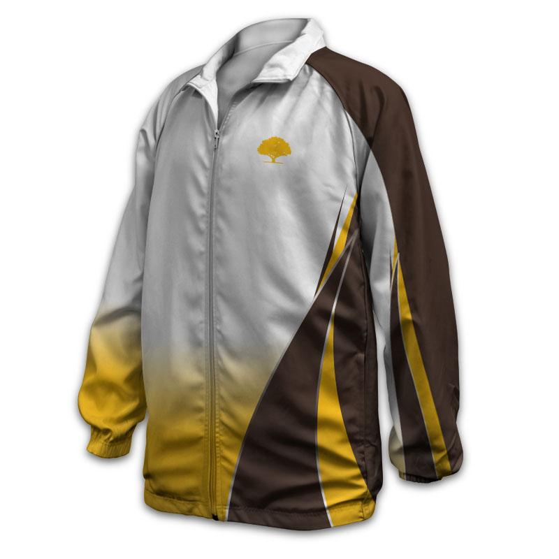 Custom Cricket Team Jacket 012