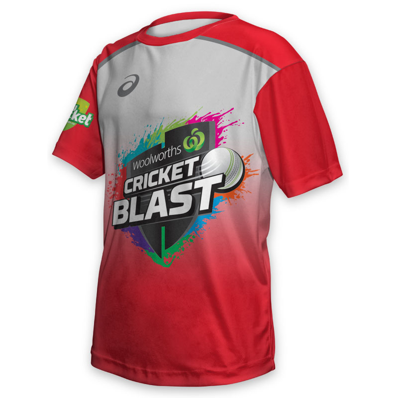 Kids Tee - Cricket Blast Renegades