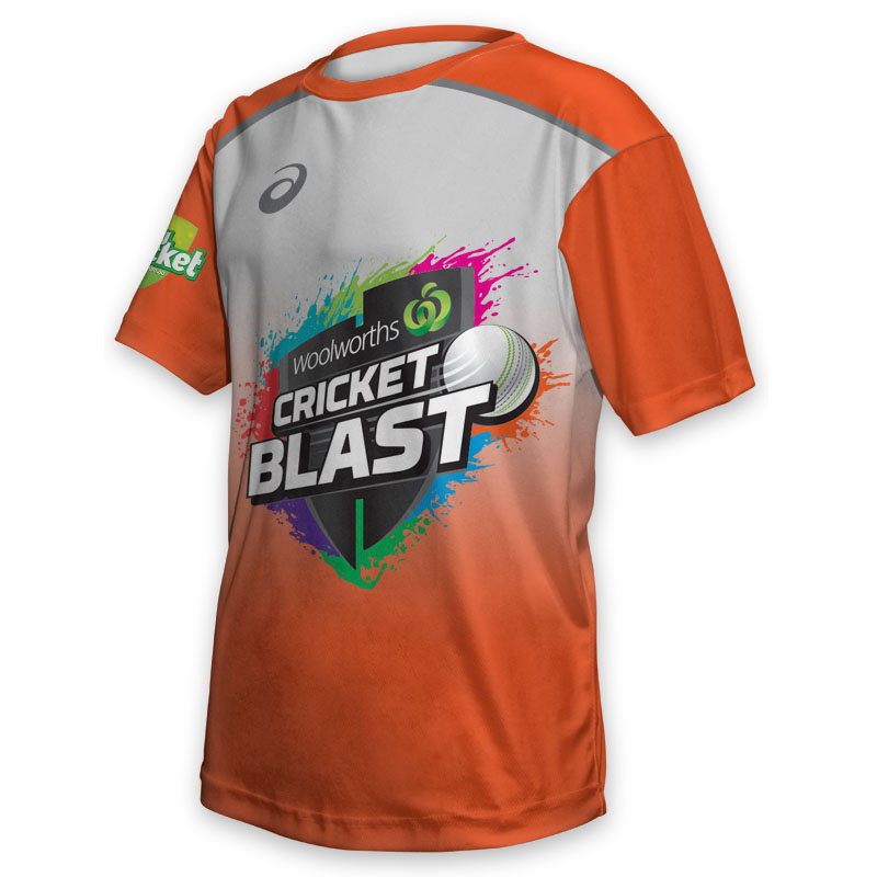 Kids Tee - Cricket Blast Scorchers