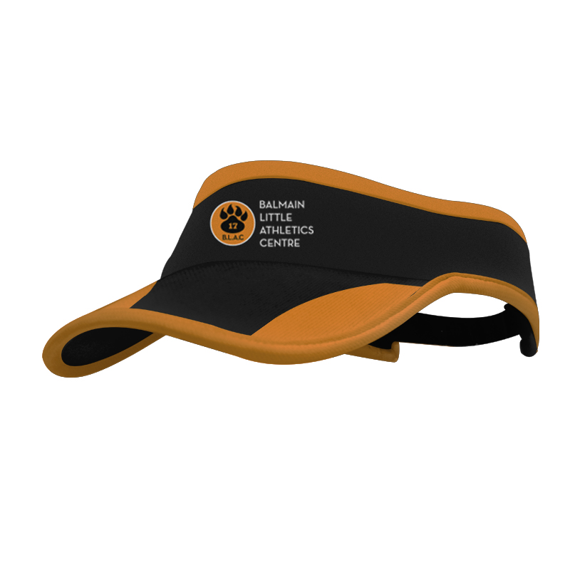 Custom Athletics Visor 005