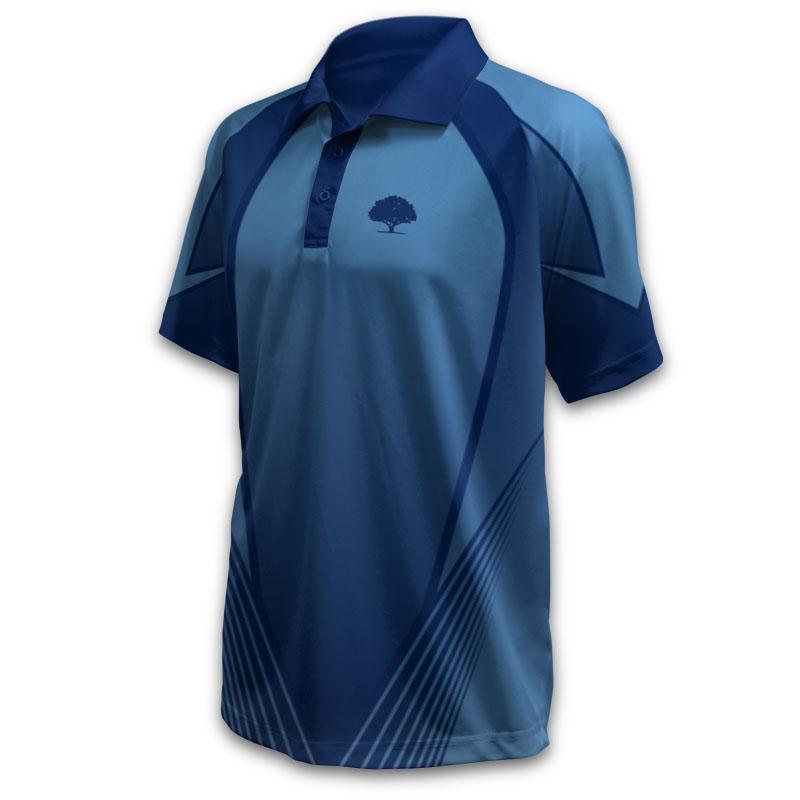 Unisex Custom Cricket T20 Polo 002