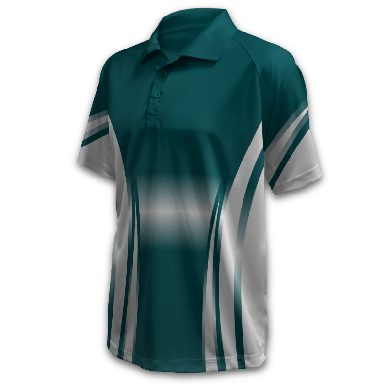 Unisex Custom Cricket T20 Polo 005