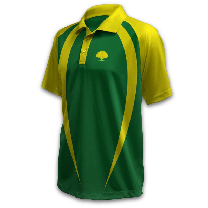 Unisex Custom Cricket T20 Polo 007
