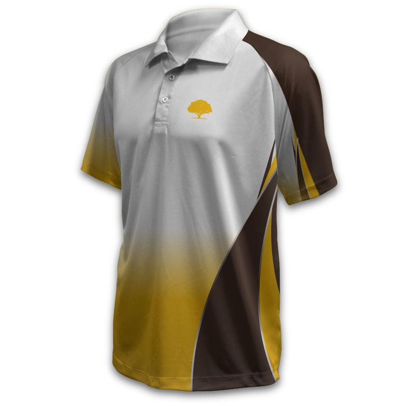 Unisex Custom Cricket T20 Polo 012