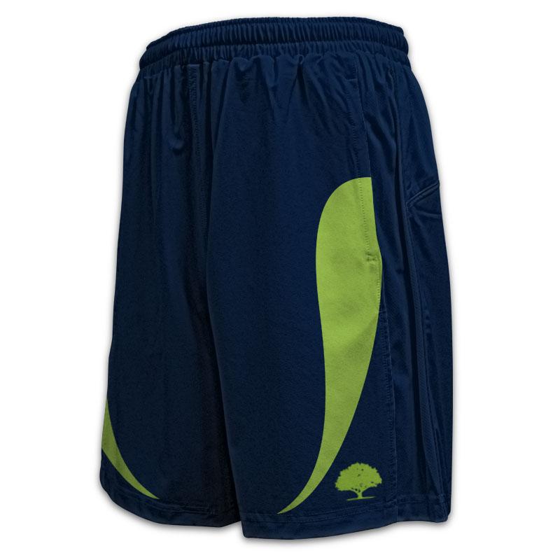 Unisex Custom Cricket Training Shorts 009