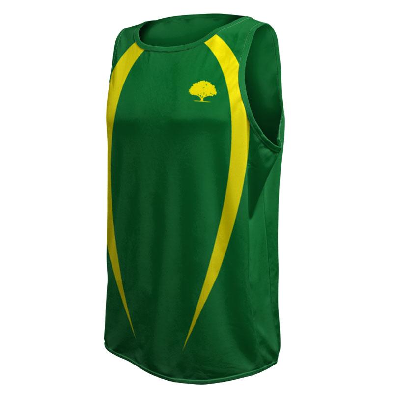 Unisex Custom Cricket Training Singlet 007