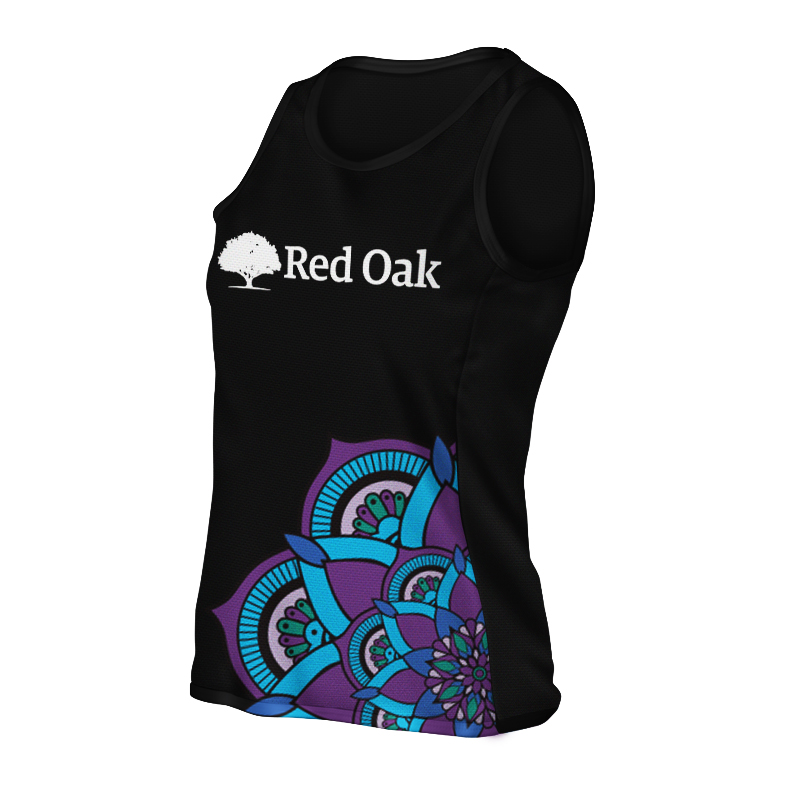 Ladies Custom Fitness Singlet 001