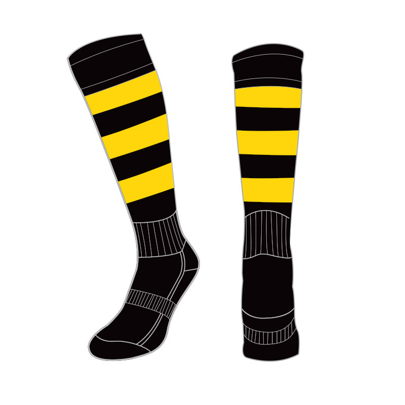 02454bbe4 Knee High Football Socks - Red Oak Teamwear