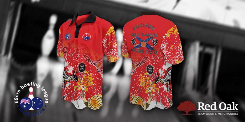 Ten Pin Bowling Uniforms