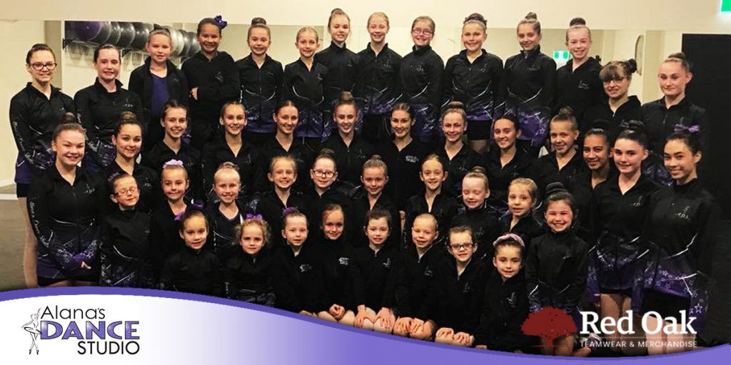 Custom Dance Uniforms Australia
