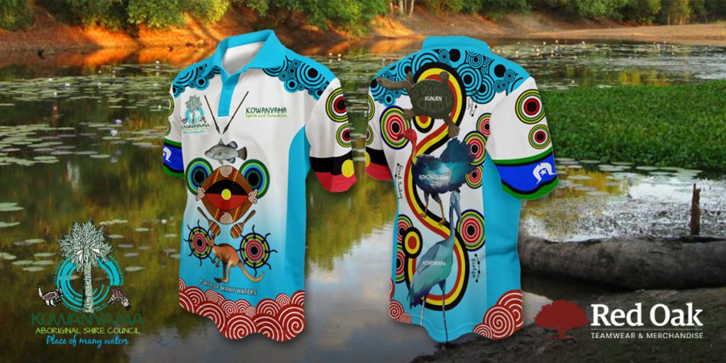 Indigenous Polo Shirts