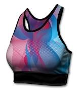 Ladies Custom Fitness Racer Back Crop