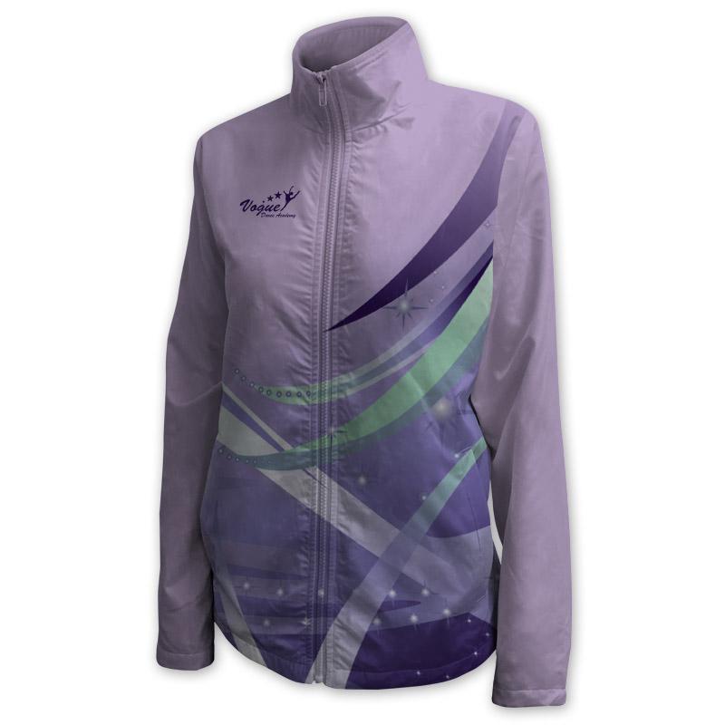 Custom Dance Team Jacket 001