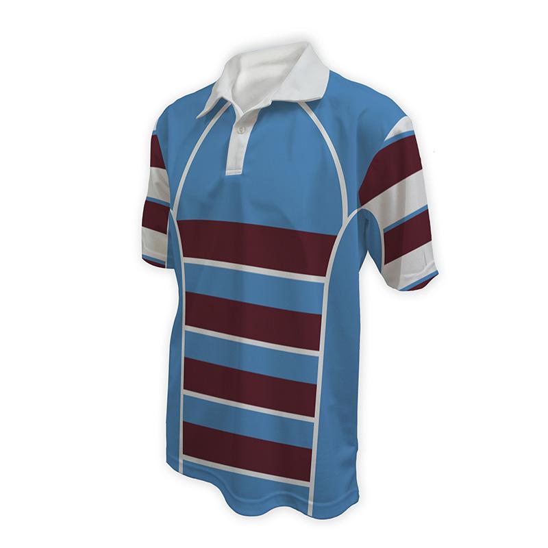 Custom Rugby Polo 002