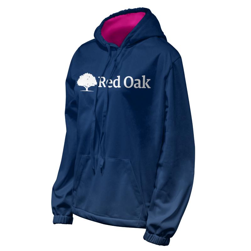 Custom team hoodie