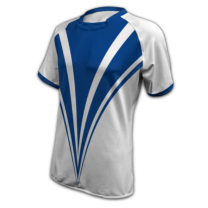 Custom Pro Fit Rugby Jersey 001