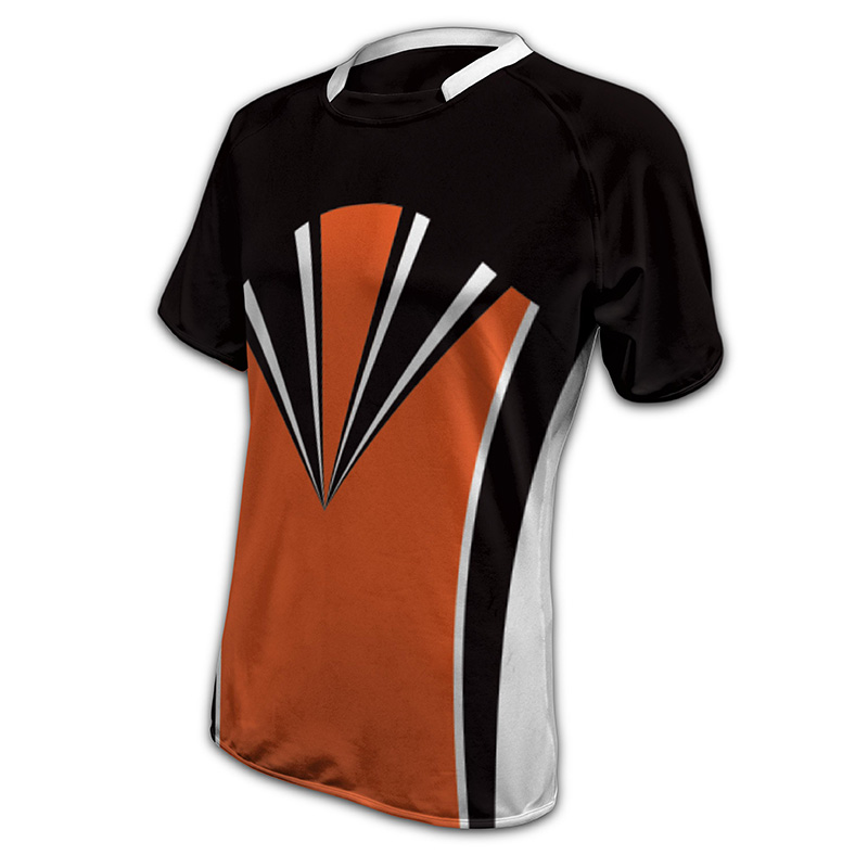Custom Pro Fit Rugby Jersey 002