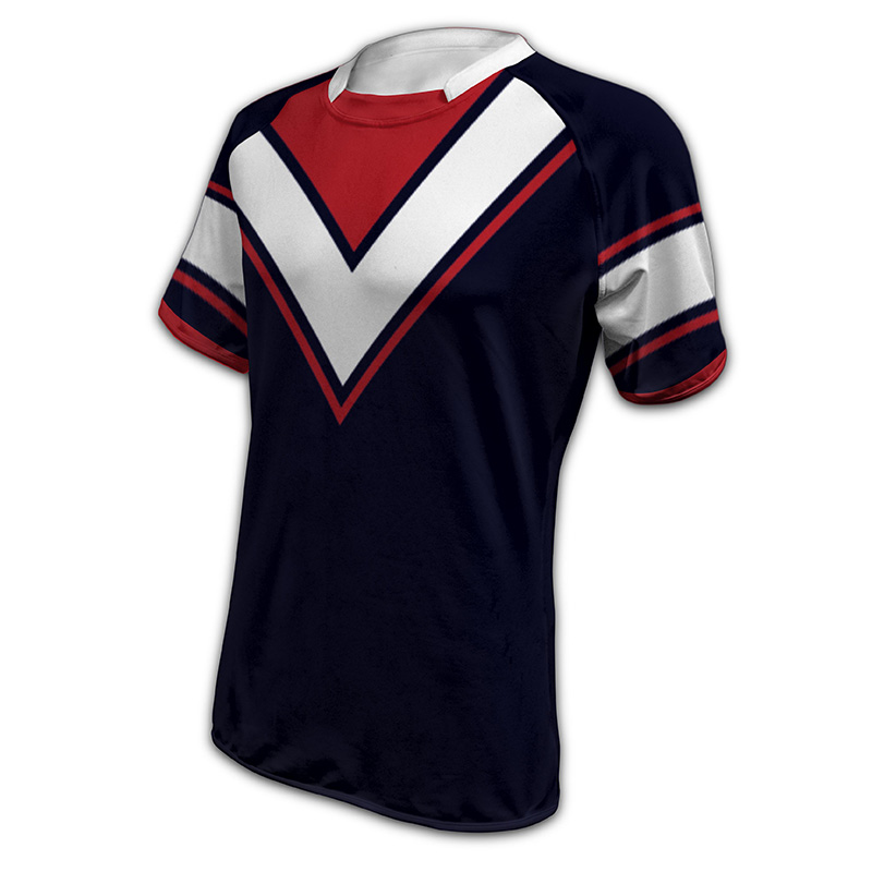Custom Pro Fit Rugby Jersey 003