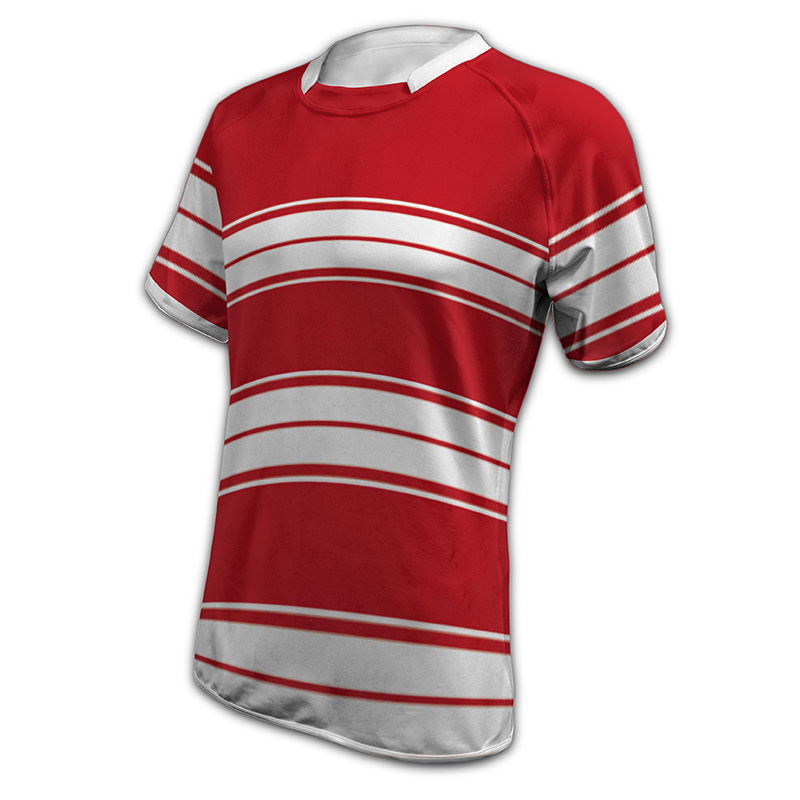 Custom Pro Fit Rugby Jersey 004
