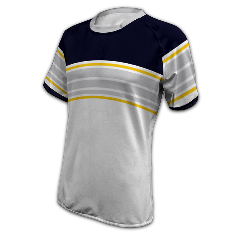 Custom Pro Fit Rugby Jersey 005