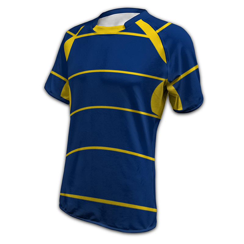 Custom Pro Fit Rugby Jersey 006