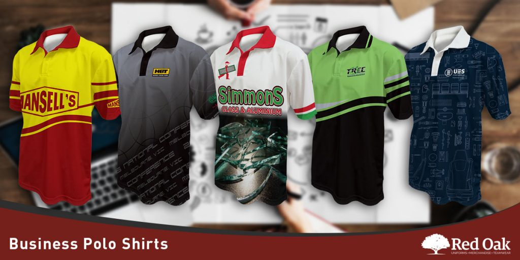 Business Polo Shirts