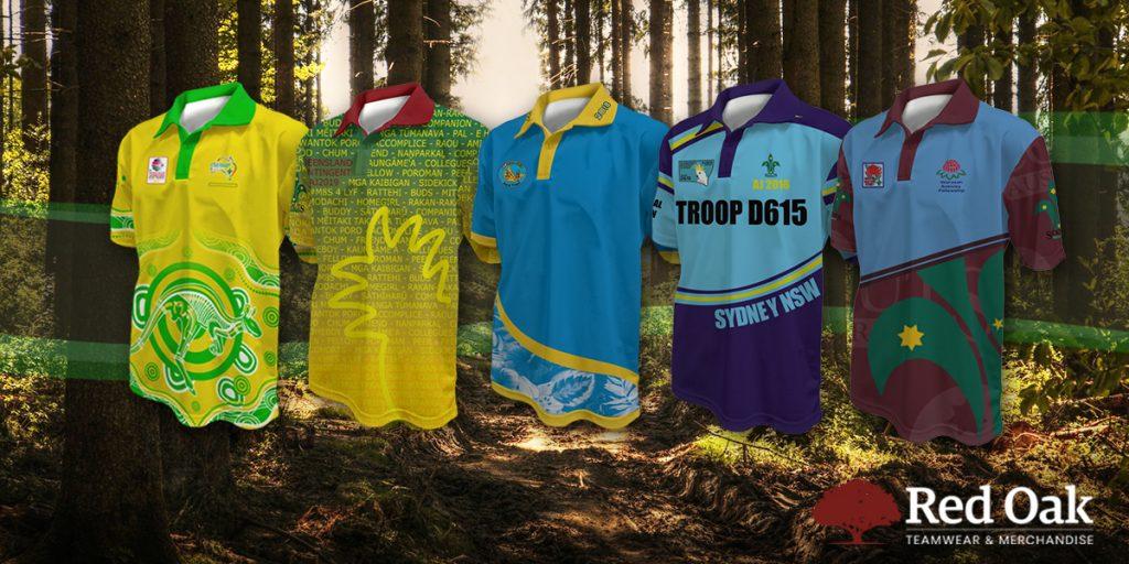 Scouts Camp Shirts