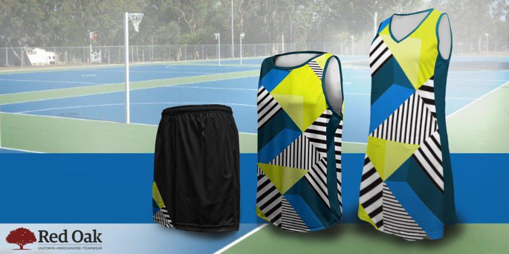 Unisex Netball Uniforms