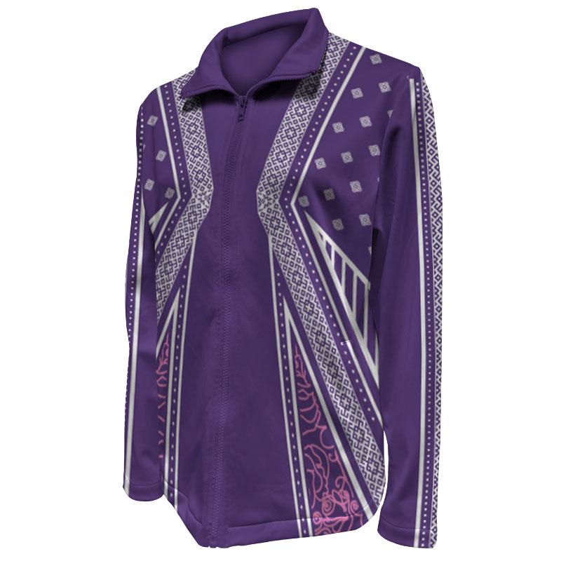 Custom Dance Warm Up Jacket 031