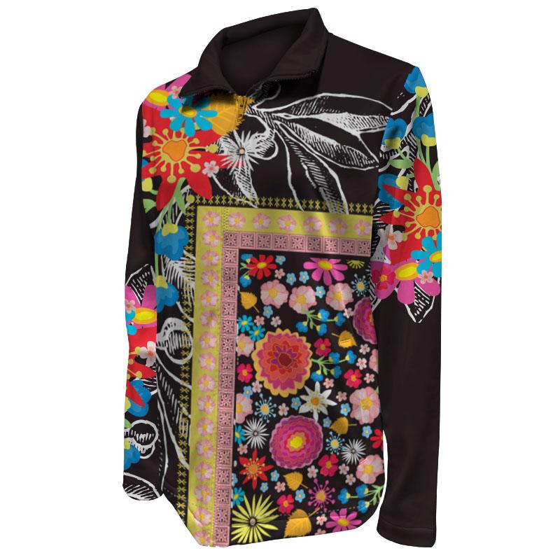 Custom Dance Warm Up Jacket 032