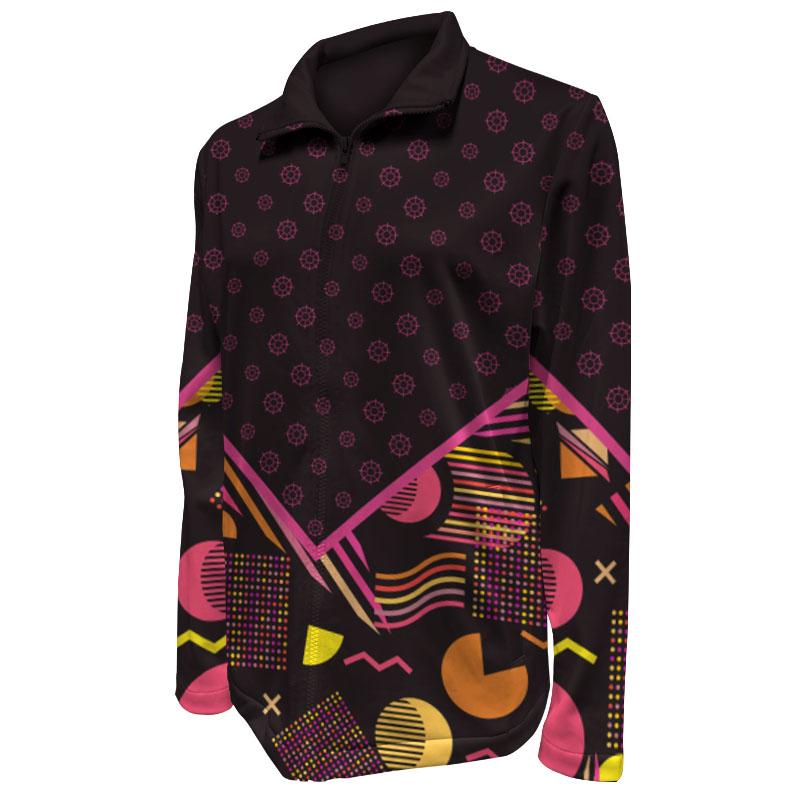 Custom Dance Warm Up Jacket 034